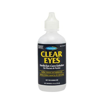 Farnam Clear Eyes Sterile Solution