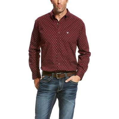 Ariat Men's Tailgate Stretch Shirt