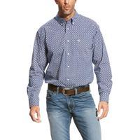 Ariat Men's Talledo Print Shirt