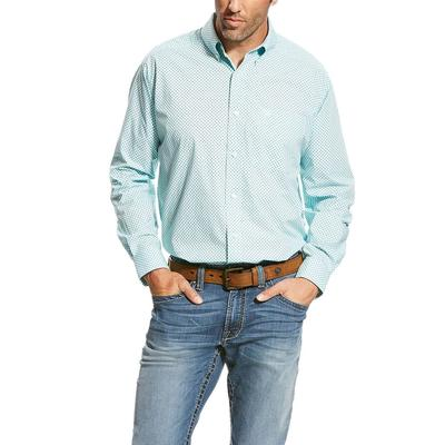 Ariat Men's Vancaster Print Shirt