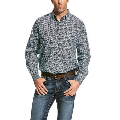 Ariat Men's Vegas Print Shirt