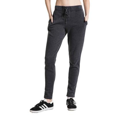 Z Supply Women's Lace-Up Fleece Jogger Pants