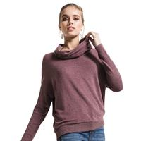 Z Supply Women's Marled Cowl Neck Sweater