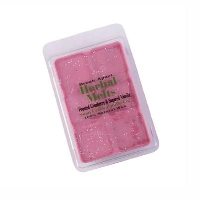 Swan Creek's Frosted Cranberry & Sugared Vanilla Herbal Melts