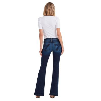 7 For All Mankind Women's B (Air) Denim Dojo Jean