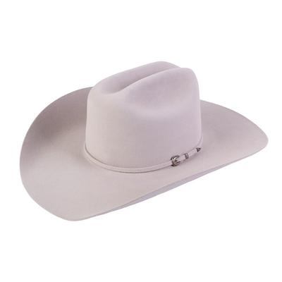 D&D Texas Outfitters Silverbelly 5X Roper Felt Hat