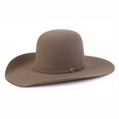 D&D Texas Outfitters Pecan Bullrider Felt Hat