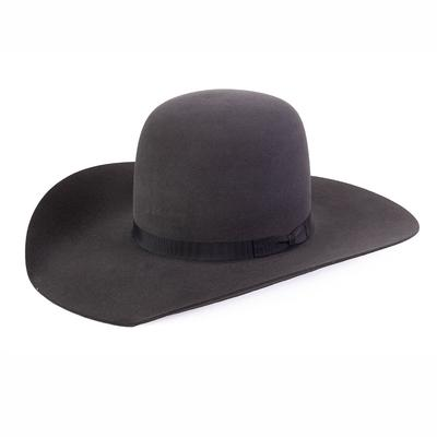 Rodeo King Charcoal 7X Bullrider Felt Hat