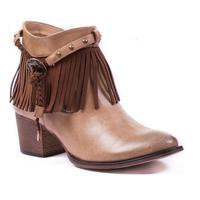 Blazin' Roxx Women's Kyla Tassel Ankle Boots