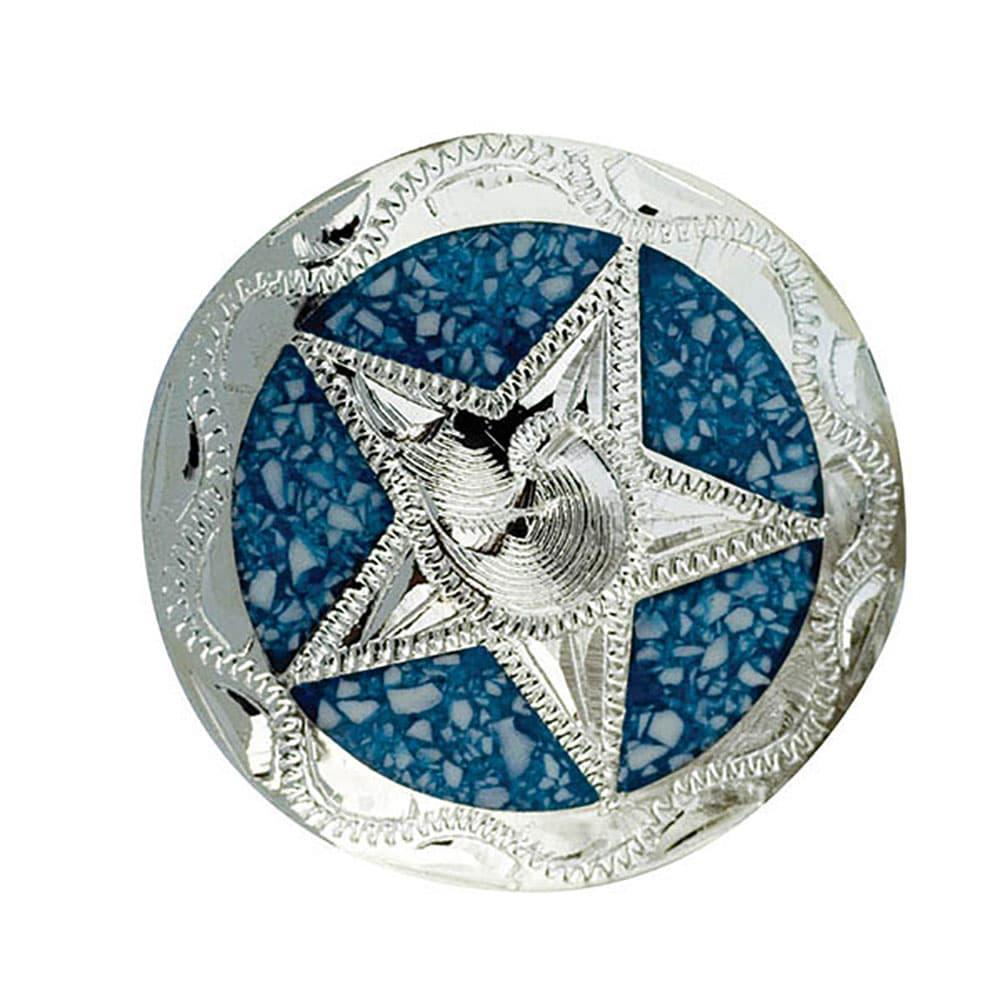 Partrade Antique Snow Flake Concho