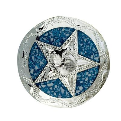 Partrade Turquoise Spirit Star Concho