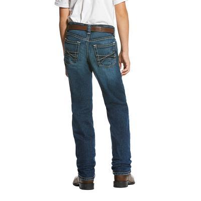 Ariat Boy's B5 Slim Barret Stretch Straight Leg Jean