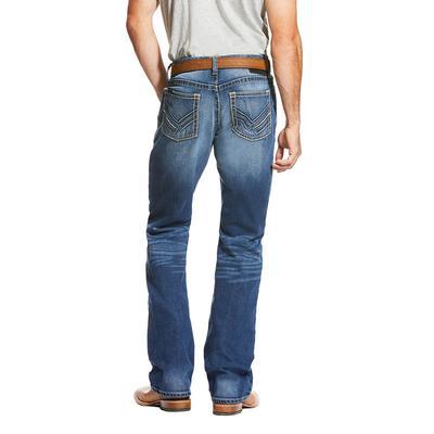 Ariat Men's M4 Low Rise Boot Cut Jean