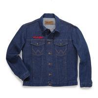 Wrangler Men's PBR 25th Anniversary Denim Jacket