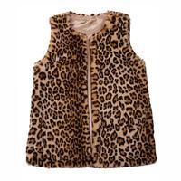 Jade Women's Leopard Vest