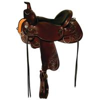 Circle Y Clearwater Flex2 Trail Saddle, 16