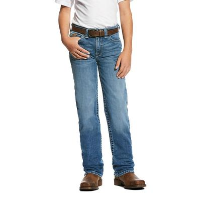 Ariat Boy's B4 Brandon Relaxed Lodi Jeans