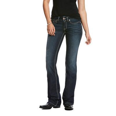 Ariat Women's Deep Sea Real Mira Jeans