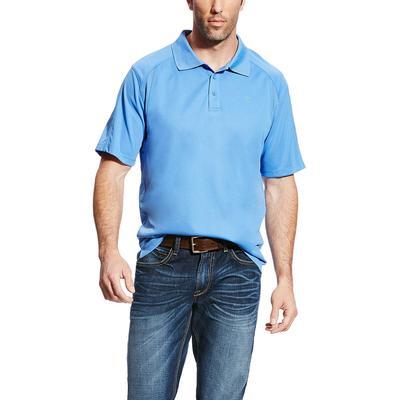 Ariat Men's Delphinium Ac Polo Shirt