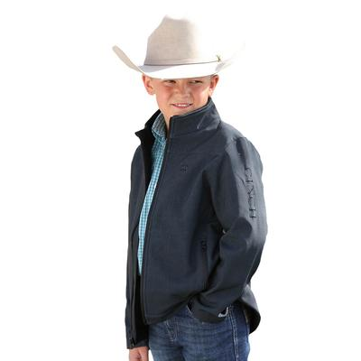 Cinch Boy's Deep Indigo Bonded Jacket