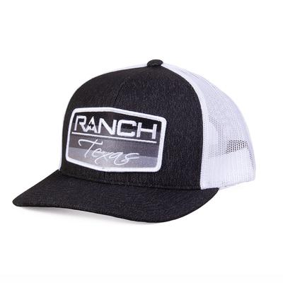 Red Dirt Hat Co.'s Greyscale Ranch Texas Cap