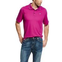Ariat Men's Violet Tek Polo