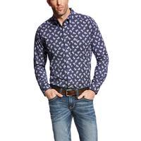 Ariat Men's Duval Print Shirt