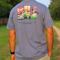 Burlebo Men's Sportsman Season T-Shirt