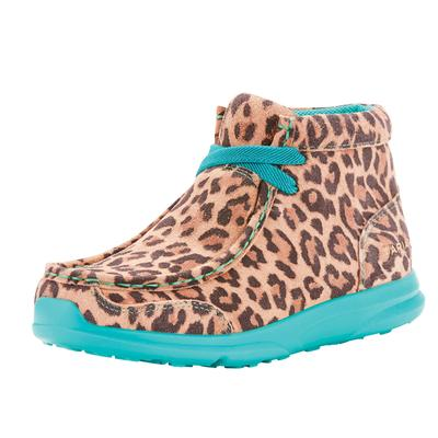 Ariat Kid's Spitfire Little Leopard