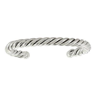 Montana Silversmith's Classic Rope Cuff Bracelet