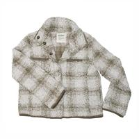 Dylan Women's Plaid Sherpa Cozy Jacket