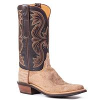 Lucchese Men's Mason Wild Boar Cow Horse Boot