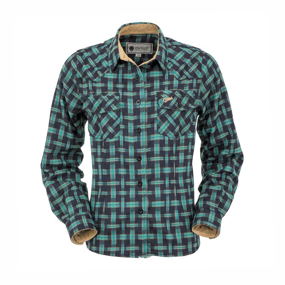 035a882e Outback Trading Co.Women's Tory Shirt Item # 42173