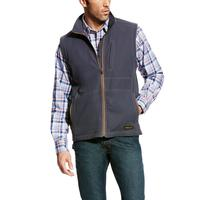 Ariat Men's Rebar Canvas Softshell Vest