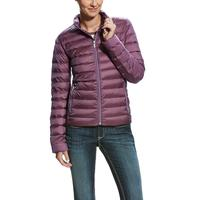 Ariat Women's Ideal Down Liquorice Root Jacket