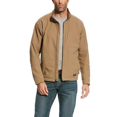 Ariat Men's Rebar Canvas Softshell Jacket
