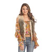 Powder River Outfitters Women's Ombre Fur Vest