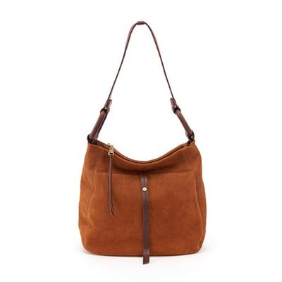 Hobo Mirage Nubuk Shoulder Bag