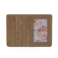 Hobo Euro Slide Vintage Slim Wallet - Mink