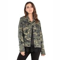 Miss Me Women's Camo Jacket