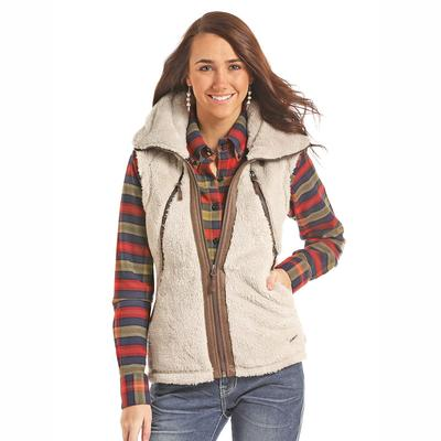 Powder River Outfitters Women's Fur Vest