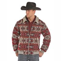 Powder River Outfitters Men's Aztec Jacket