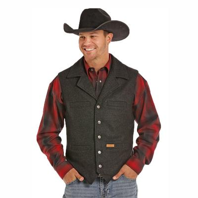 Powder River Outfitters Men's Montana Vest