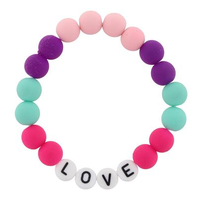 Jane Marie Kid's All About Me Too Bracelet LOVE
