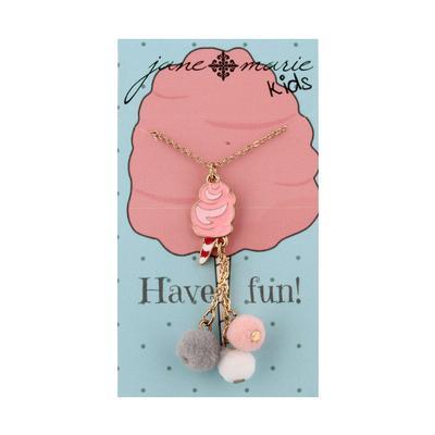 Jane Marie Kid's Fun Fetti Charm Necklace CC