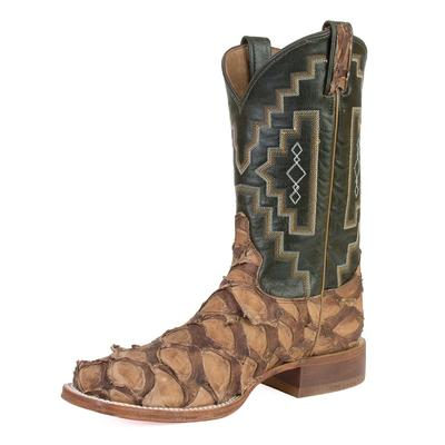 Tony Lama Men's Chocolate Leviathan Boots
