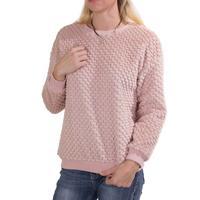 Joy Joy Women's Faux Fur Sweater