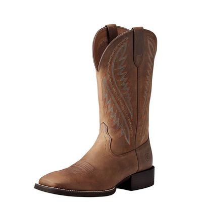 Ariat Men's Distressed Brown Sport Stonewall Boot