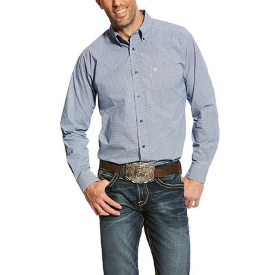 Ariat Men's Adell Fitted Shirt