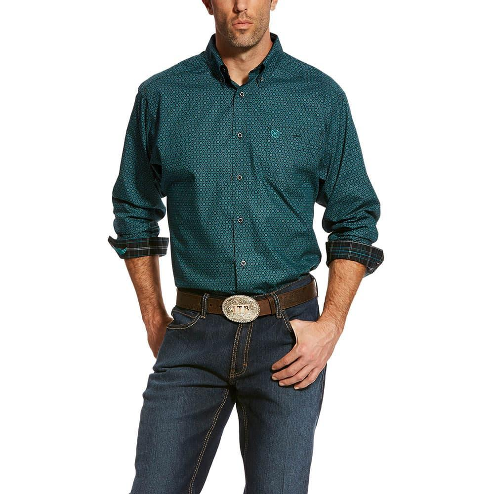 c64cd529437 Ariat Mens Relentless Perseverance Shirt